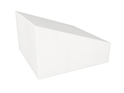 Knauf Therm - styropianowe kliny dachowe