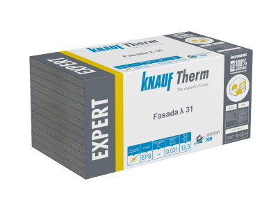 Knauf Therm - Expert Fasada EPS λ 31