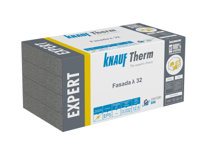 Knauf Therm - Expert Fasada EPS λ 32