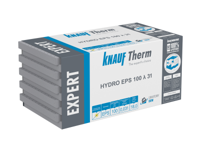 Knauf Therm - Expert HYDRO EPS 100 λ 31