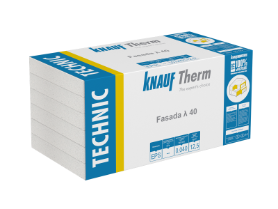 Knauf Therm - Technic Fasada EPS λ 40