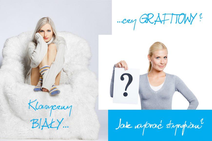 Grafitowy czy biały? Jak wybrać